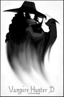 Vampire Hunter D by Izabella