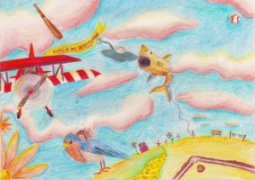 Music Is My Aeroplane by Autopsyh