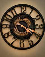 Tick Tick, Demon Clock by hokum-deadfall