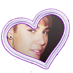 Corazon PNG Justin Bieber by yas-22