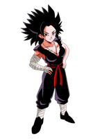 Caulifla comission by salvamakoto