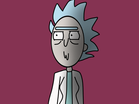 Rick by Joeybacala