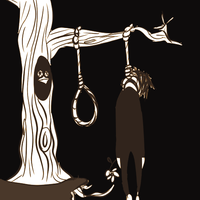 """The Hanging Tree"" by iskizzers"