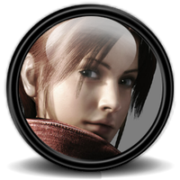 Claire Redfield Icon by Helryu
