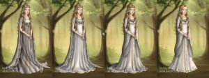 Galadriel by LadyAquanine73551
