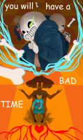 You will have a BAD TIME Kid by Cocoluft