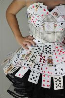 Card Dress I by Betwixt779