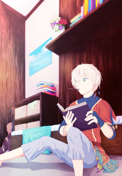 EC: Reading Time by cinyu