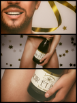 Franko New Years AD by JavierMicheal