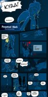 Perpetual Black-002 by Shadottie