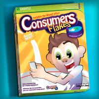 Consumers Flakes by 16F
