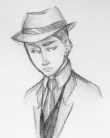 Cole Phelps by Alessa-K