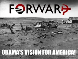 Obamas Vision For America Copy by jbeverlygreene