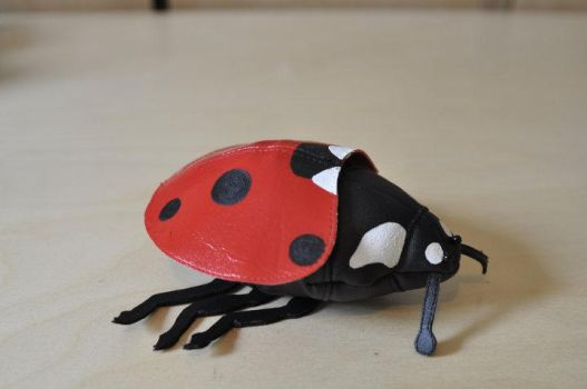 Lady Bug props by kreationglobul
