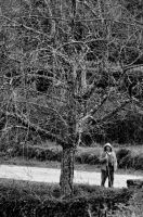 A man and ... by JACAC