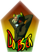 Doubster (1/3) by TaigaFox