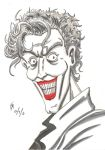 Joker sketch by mayorlight