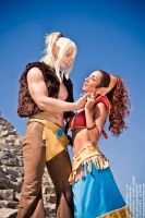 Cutter Elfquest cosplay (5) by AlthairLangley