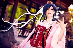 Magi - Empress by aco-rea