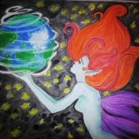Earth's Guardian by Sarah-Maxine