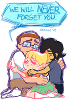 we won't forget you, titan by camicuti97