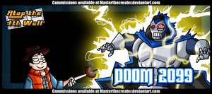 AT4W: DOOM 2099 by MTC-Studio