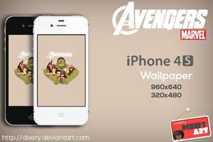 The Avengers wallpaper by Dixery