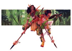 the streetmayas by yoanndurand