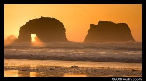 Twin Rocks 2 by austinboothphoto