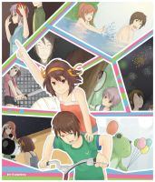 Endless Eight by Haspien