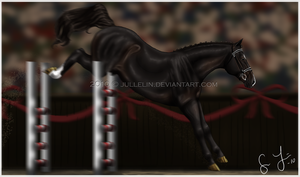 Free Jumping Loucortee by Jullelin