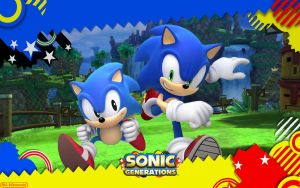 Sonic Generation - Wide by AleNintendo