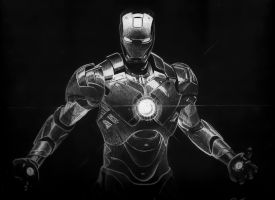 IronMan Inverted by austindeh