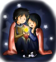 Brillas, brillando juntos by Mary147