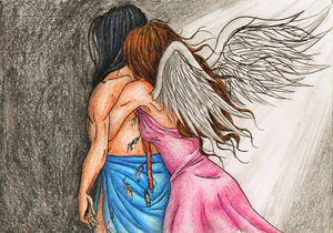 I'll be your wings by MusicAndArtItsMyLife