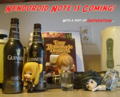 COMING SOON - Nendo Note by VeeBunny