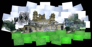 Wollaton Hall Montage by x-Emma-Billi-x