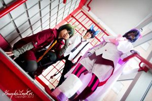 Ao no Exorcist - 1 by HoneydewLoveCosplay