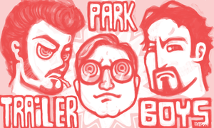 Trailer Park Boys by Child-Of-Neglect