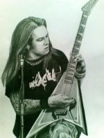 Alexi Laiho by Z-ompire
