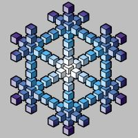 Impossible Snowflake by 4MaTC