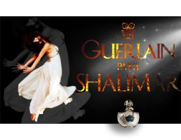 Fashion: Shalimar Perfume Ad by draghubir