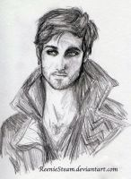 Killian Jones by ReenieSteam