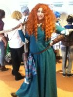 Merida by GoddessAnyel