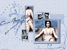 Carrie-Anne Moss: You Can Fly by jkthedragon