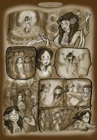 The River Dwellers Pg 4 by Isaia