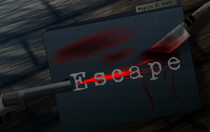 Escape title Cover 4 by reddog-f6