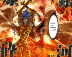 Saga-Saint Seiya Episode G by ColdWizard83