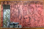 People on the wall by c0nr4d