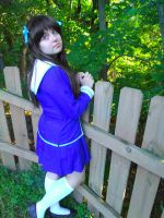 Fruits Basket- By the picket fence by xBloody-Black-Rosex